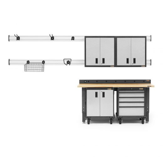 Gladiator® 8' Gearwall Panels-2/Pack