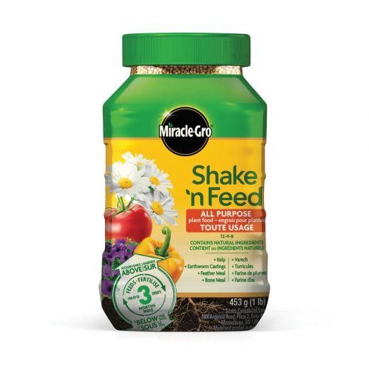 Miracle-Gro Shake 'N Feed 435 G