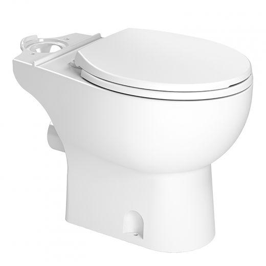 Saniflo Round Toilet Bowl