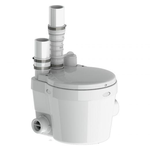 Compact Toilet Pump