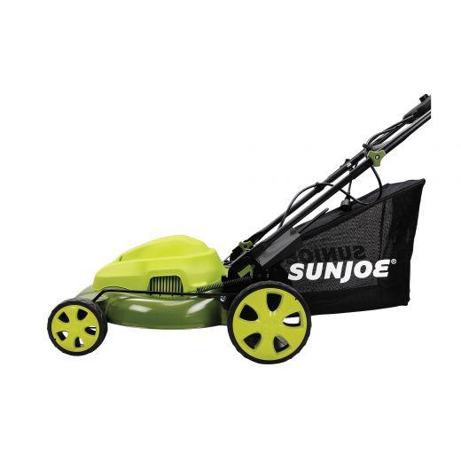 "17"" Sun Joe Electric Lawn Mower"