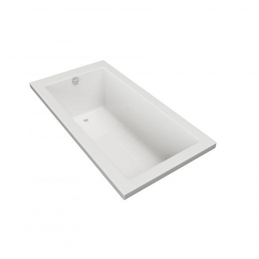 """Adda 60"""" Drop-In Bath"""