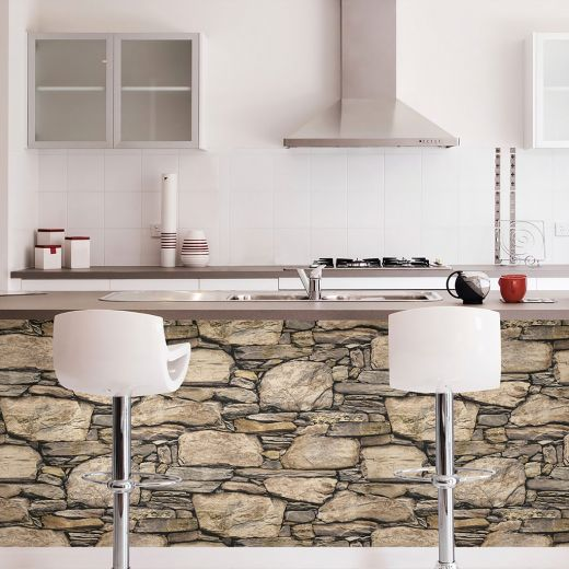 Nuwallpaper Peel And Stick Hadrian Stone