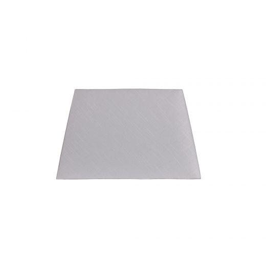 Large Rectangular White Shade