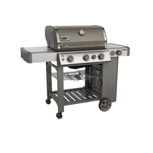 Weber Genesis® II CE-330 Gas Grill Smoke