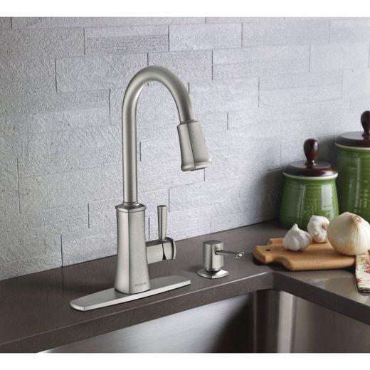 Bridgestone™ High Arc Kitchen Faucet
