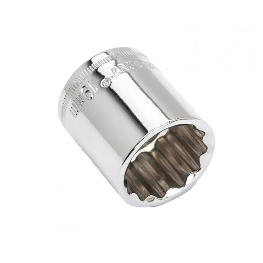 3/8 Inch Drive 19 mm Socket-12 Point