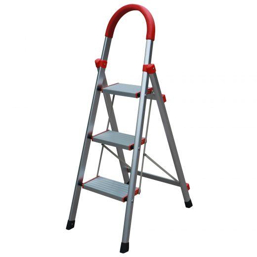 Aluminum 3-Step Stool