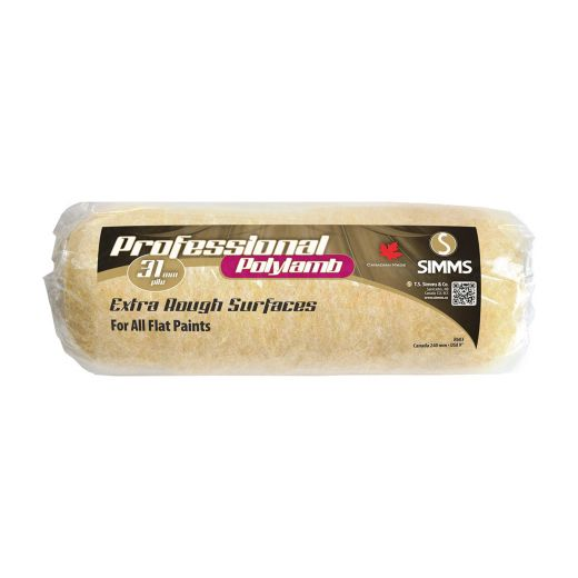 Professional Polylamb Roller-3/Pack