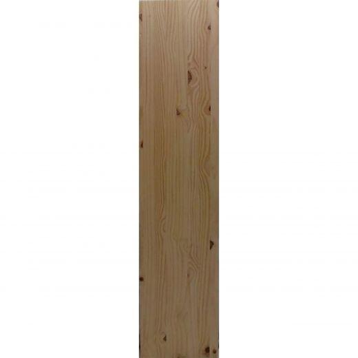 "1-3/8"" x 12"" x 60"" Laminated Pine Shelving"