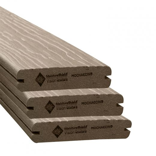1 x 6 x 20' MS Cool Deck Grooved