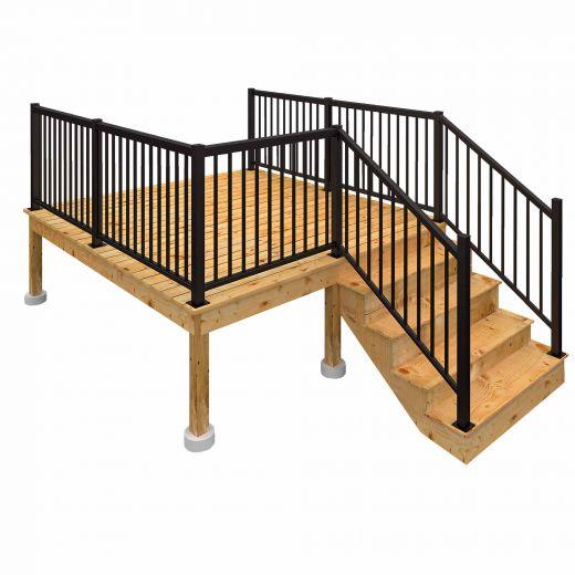 PROformance Stair Rail 42 x 72