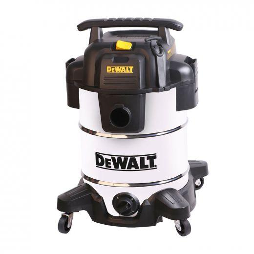 DeWalt 10 Gallon Wet/Dry Stainless Steel Drum