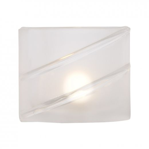 Lubik Ellipse Frosted Glass Shade