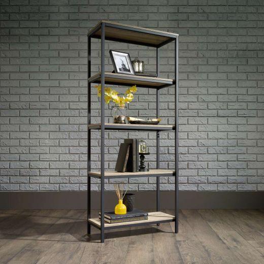 North Avenue Charter Oak Tall Bookcase