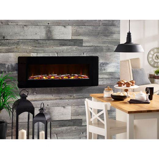Winslow Wall Mount Electric Fireplace