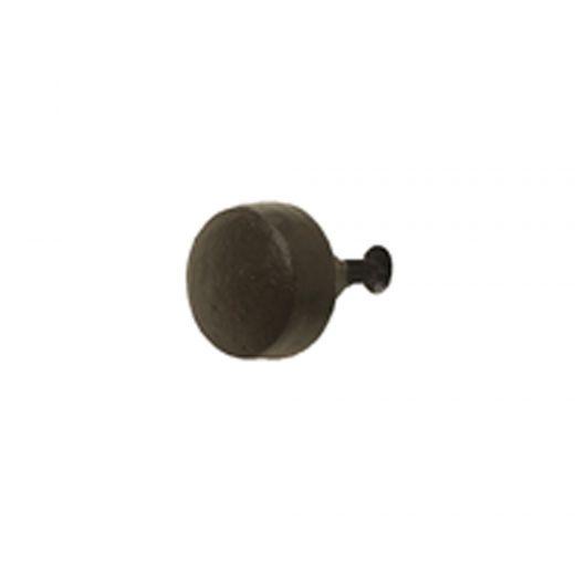 "1.5"" Round Cast Iron Knob"