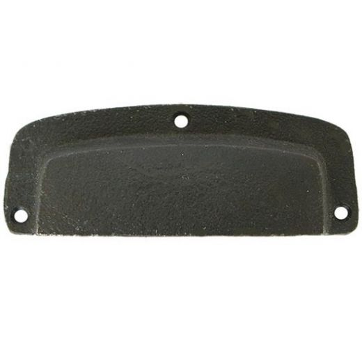 """4"""" Cast Iron Square Drawer Pull"""