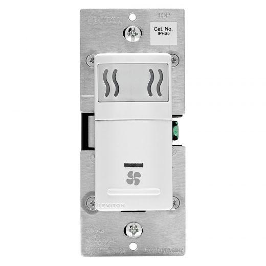 Leviton Decora In-Wall Humidity Sensor and Fan Control