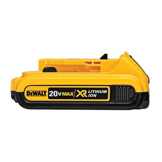DeWalt 20V Max Compact XR Lithium Ion Battery