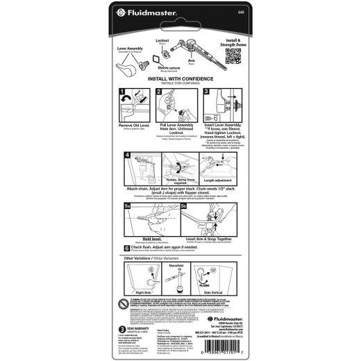 Toilet Tank Anti-Condensation Liner Kit