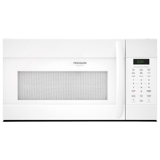 White Frigidaire Gallery Over-The-Range Microwave