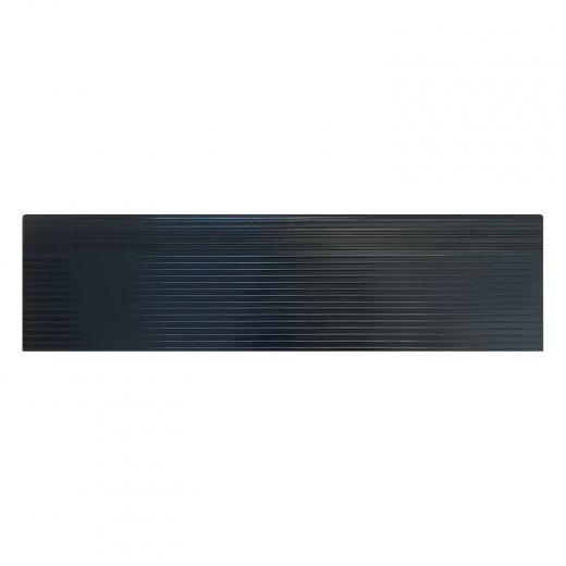 """36"""" Black Aluminum Stair Tread"""