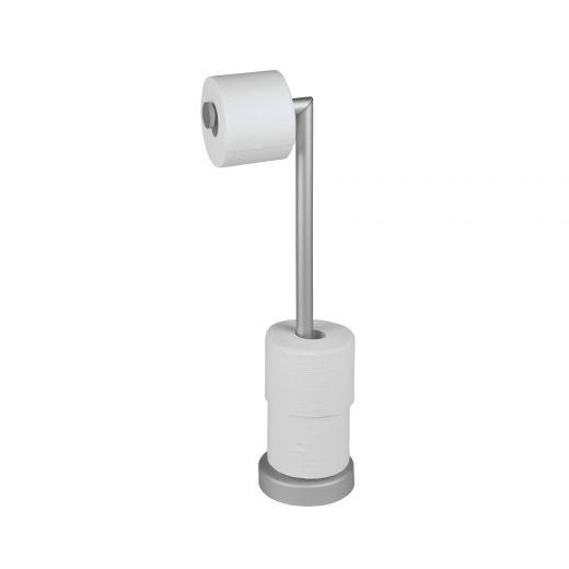 Metro Rustproof Free Standing Toilet Paper Roll Holder