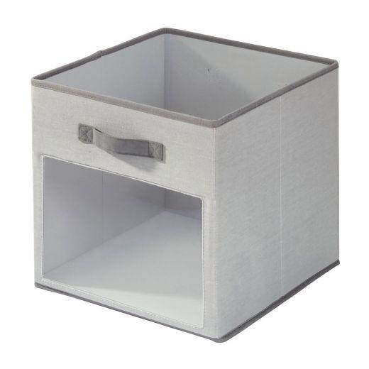 """Emmy 13"""" Fabric Storage Cube Bin"""