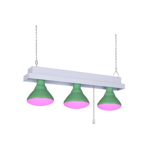 LED 3 Light Grow Kit