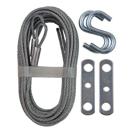 12 Ft. Garage Door Extension Cable-2/Pack