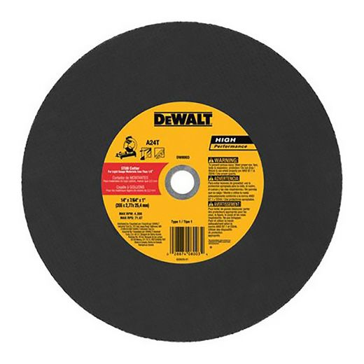 14 x 3/32 x 7/64 Stud Cutter Chop Saw Wheel
