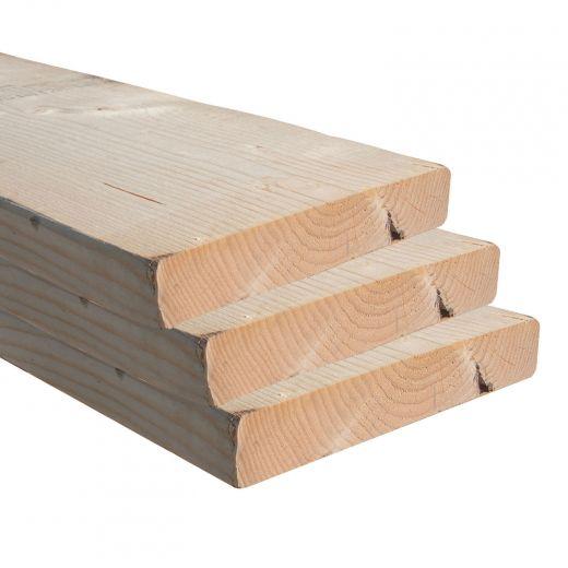 """2"""" x 10"""" x 20' #2 & Better SPF Lumber Kiln Dried"""