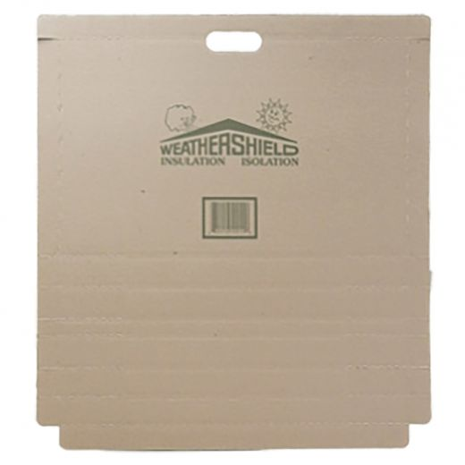 """Thermocell Air Chutes - 24"""" x 48"""" - Max R Value = R70"""