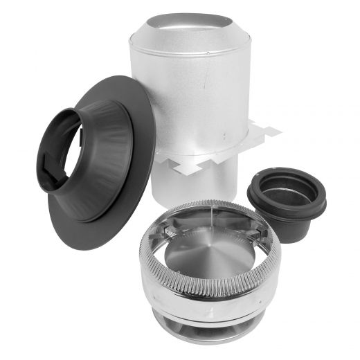 """Supervent 6"""" Ceiling Support Kit Class A Chimney"""