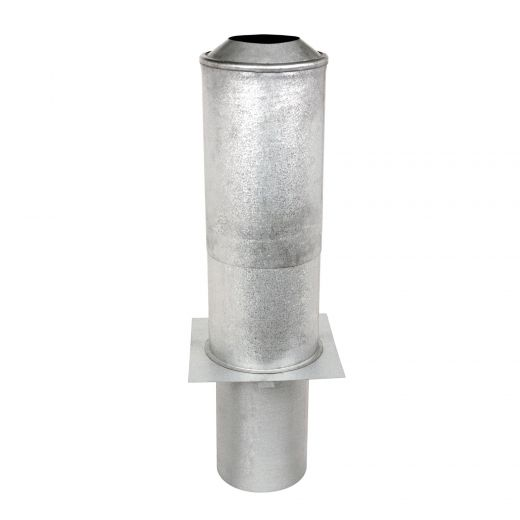 """Selkirk 4"""" Attic Insulation Shield Pellet Vent"""