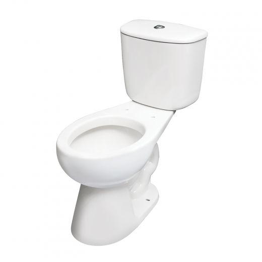 Dual Flush Toilet- 2 Piece