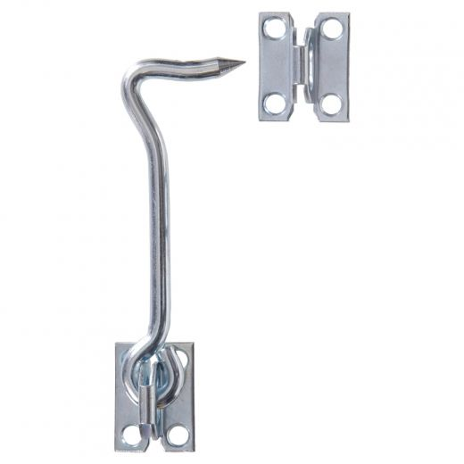 Zinc Gate Hook With Staples