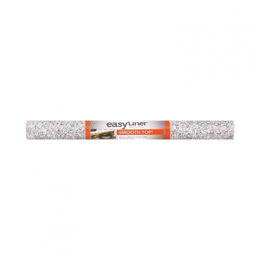 Smooth Top EasyLiner Brand Shelf Liner - Grey Granite