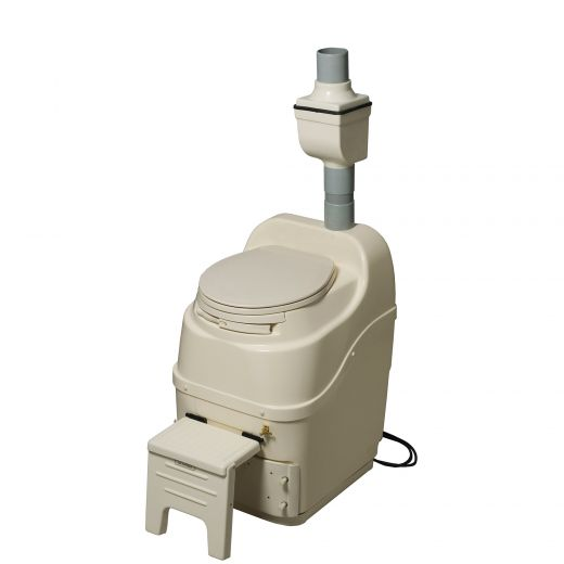 Moble Self Contained Composting Toilet