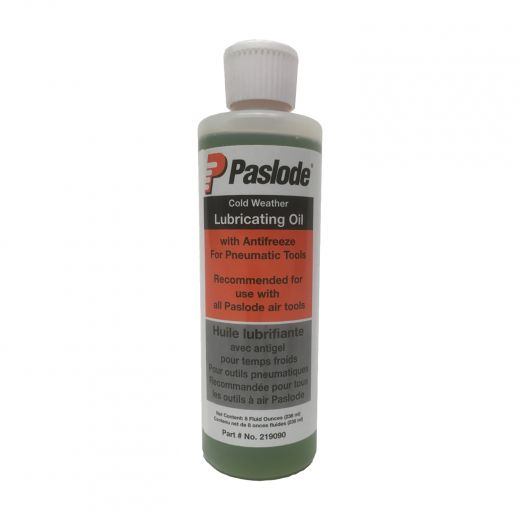 Paslode Air Tool Oil With Antifreeze
