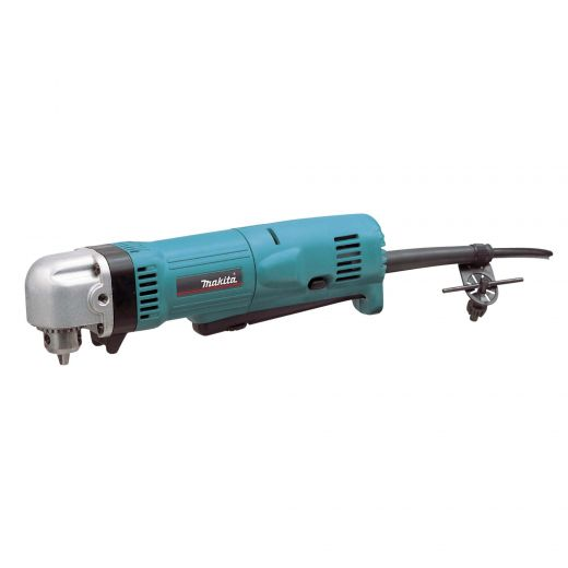 """4 Amp 3/8"""" Right Angle Drill With LED Light"""