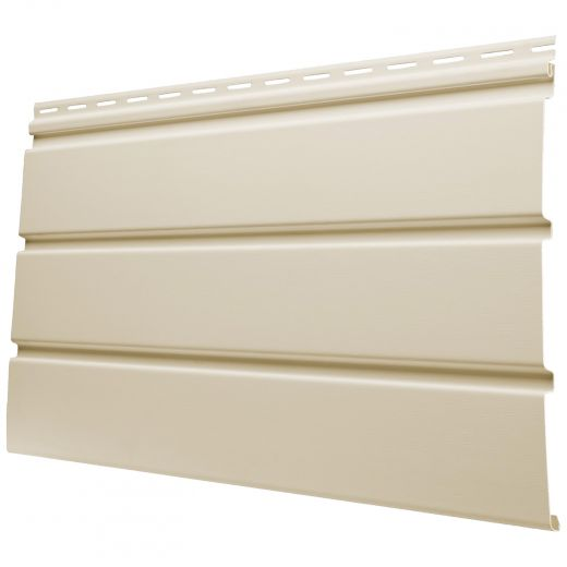 T4 Solid Vinyl Soffit - Hearthstone