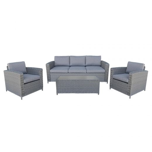 Caines 4 Piece Dining Set