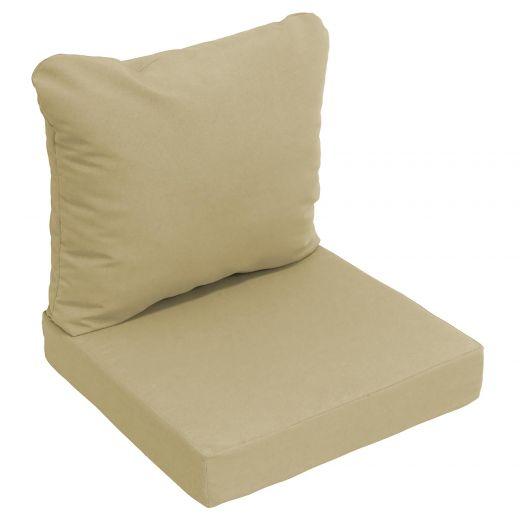 Deep Seat Cushion-Beige
