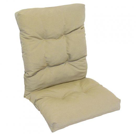 High Back Cushion-Beige