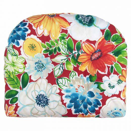 Reversible Athens Cushion-Floral