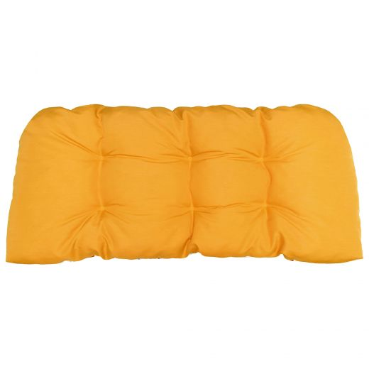 Reversible Loveseat Cushion- Floral