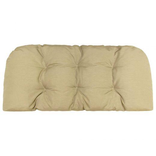 Athens Loveseat Cushion- Beige