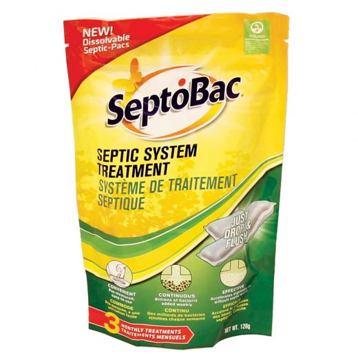 Septo Bac 3-Month Septic Tank Treatment